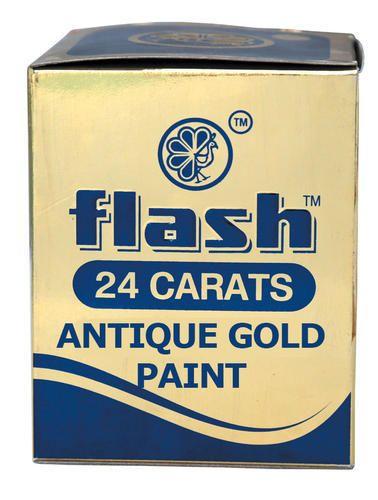 24 Carats Antique Gold Paint