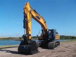 20000 Kg 140 HP SANY Excavator, Maximum Bucket Capacity: 1.0 cum