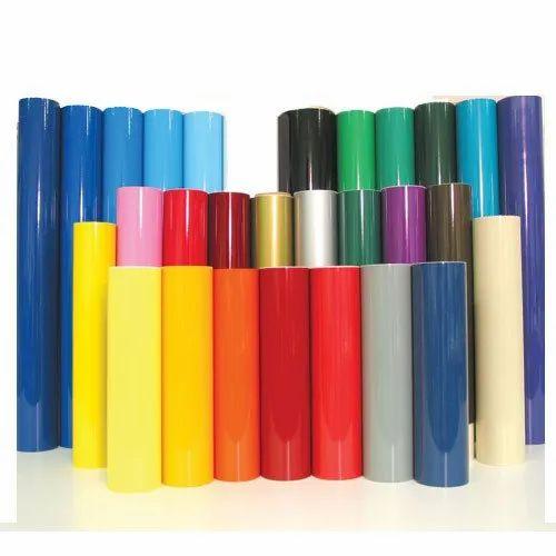 TLP Mobile Lamination Roll multi colours