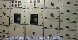 Mild Steel PCC Main LT Distribution Panel With Change Over And AMF, Operating Voltage: 200-480 V Ac