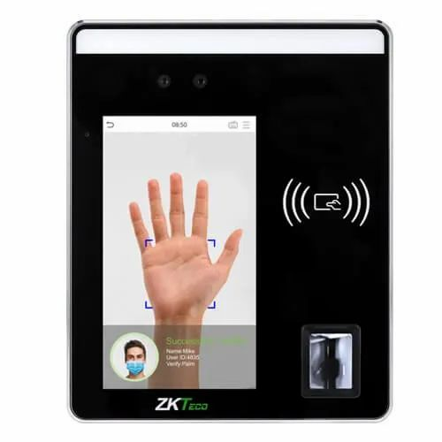ZK Teco-H5L Face, Palm, Fingerptint Recognition System