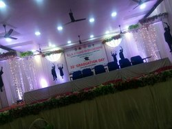 Progeame Day Collage Culture Function, Requirment Location