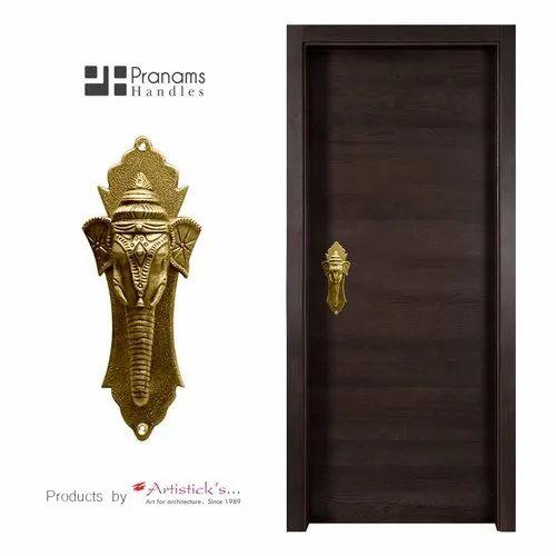Antique Brass Door Pull Handles