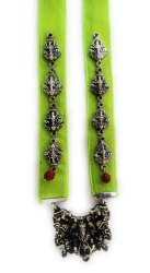 FJ022 Fabric Jewelry