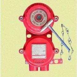 SAI-Ex Flameproof Weatherproof Fire Alarm