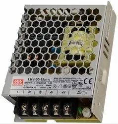 Meanwell LRS-50-15 Power Supply