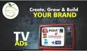 Led Screen Television Advertising Service In Tv Channel, Mode Of Advertising: Zee, Abp
