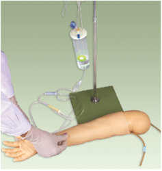 Child IV Training Arm