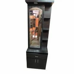 Brown Wooden Dressing Table, For Home, Hotel, Size: 5 X 2.5 Feet