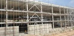 Steel Frame Structures commercial construction service