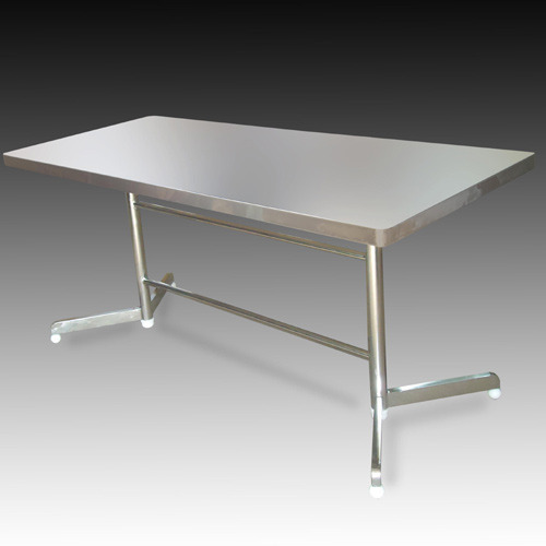 Restaurant Stainless Steel Table Size Feet To Feet ID - 4 foot stainless steel table