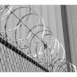 Razor Blade Wire Fencing