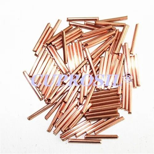 Copper Brazing Slugs