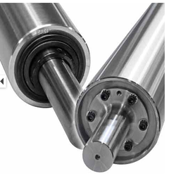 Hard Anodized Aluminum Rollers