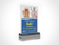 Mobile Charger with Menu card Holder