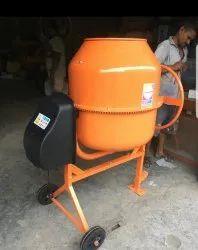 Mild Steel 2hp Cement Mixers, Drum Capacity: 300, 30 To 40 Kg