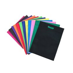 Non Woven Laminated D Cut Bag, Capacity: 5 kg