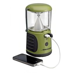 LED Rechargeable Lantern with USB Port