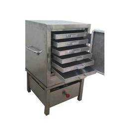 Electric Commercial Idli Steamer Machine