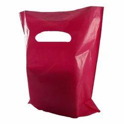 D Cut Plastic Bag