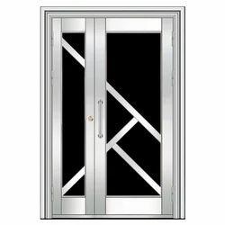 SS Bullet Proof Door