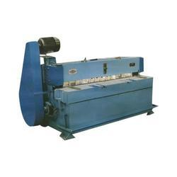 Electric Guillotine Shearing Machine
