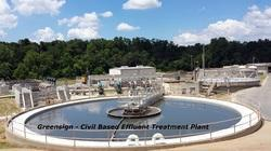 Civil Based Effluent Treatment Plant