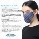 Washable Three Layer Non Woven Pollution Masks