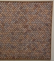 Rainbow Harringbone Mosaic Tile, Size: 300 X 300 Mm