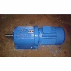 Industrial Helical Gear Motor