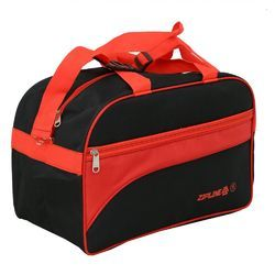 4d140fdaef6c Black And Red Duffel Travel Bag