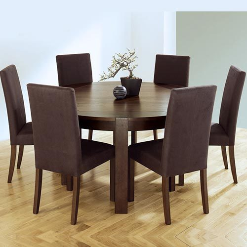 6 Seater Dining Table Set At Rs 22000, Dining Room Set For 6