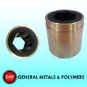 Polygonal Cutlass Rubber Bearing