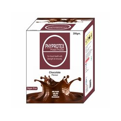 Phyprotex Chocolate Protein Powder