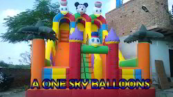 Inflatable Jumping Sliding Bouncy