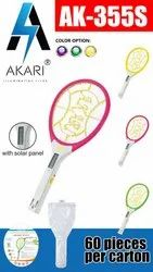 AK-355S Akari Mosquito Swatter With Solar Panel