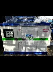 Air Cooling 15kVA Used Kirloskar Silent Diesel Generator, Model Name/Number: HA2