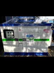 15KVA Used Kirloskar Silent Diesel Generator