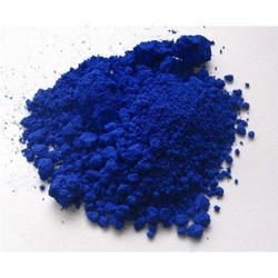 Blue Satin Holi Color
