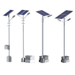 Outdoor Solar Street Light Pole