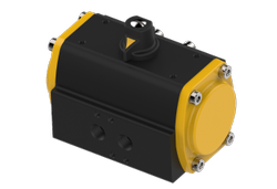 Uflow Pneumatic Rotary Actuator