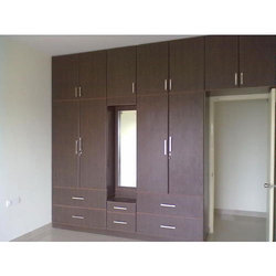 Wooden Wardrobe in Kochi, Kerala | Get Latest Price from ...