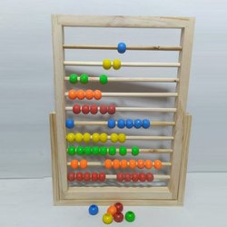 Wooden Student Abacus
