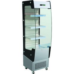 Stainless Steel Restaurant Electric Refrigerator, Capacity: 200 L