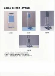 X-Ray Cassette Holder - Chest Stand - Wall  / Floor Model (Telescopic Model)