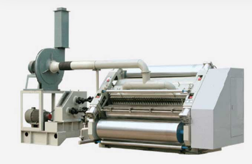 Corrugating Machine 3/5 Ply Fully Automatic - Printpack