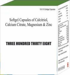 Calcitriol Calcium Citrate Magnesium and Zinc