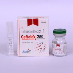250 MG Ceftriaxone Injection IP