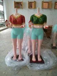 Gauri Fiber Mahalaxmi Idol Statue