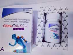 Calcium Citrate and Vitamin D3 Tablet